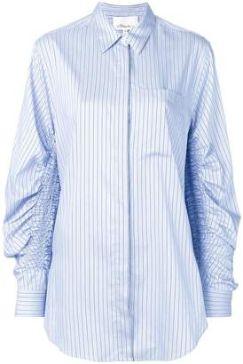 3.1 Phillip Lim striped oversized shirt