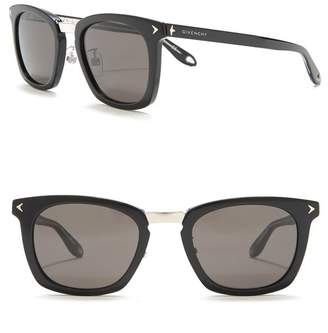 Givenchy 53mm Retro Sunglasses