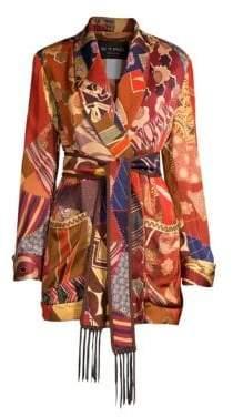 Etro Western Print Jacket