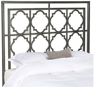 One Kings Lane Leah Headboard - Antiqued Iron