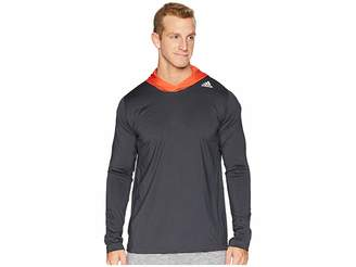 adidas Back To School Training Hoodie Men's Clothing