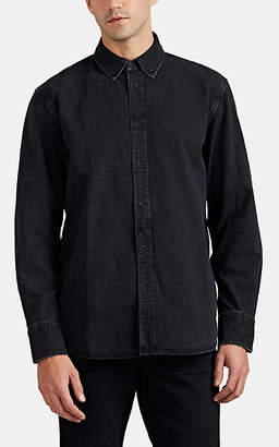 Rag & Bone Men's Fit 3 Denim Button-Down Shirt - Black