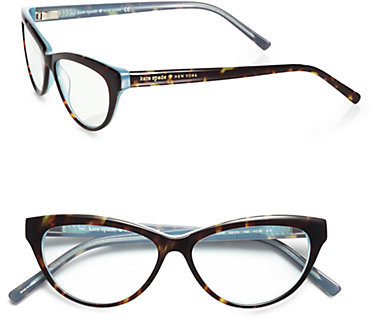 Kate Spade Abena Cat's-Eye Reading Glasses