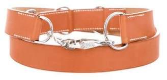 Hermes Bridle Leather Belt