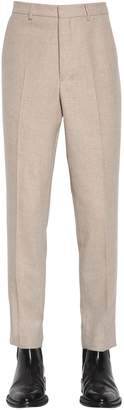 Ami Alexandre Mattiussi Dry Wool Pants