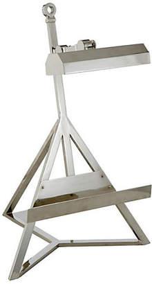Visual Comfort & Co. Estelle Display Lamp - Polished Nickel
