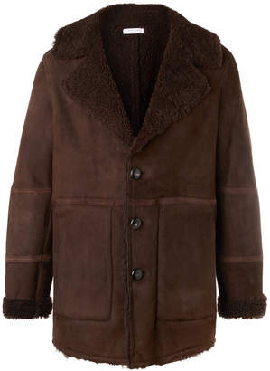Boglioli Shearling Coat