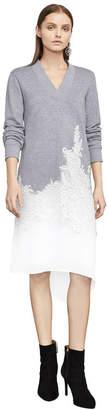 BCBGMAXAZRIA Ciana Asymmetrical Dress