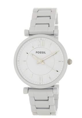 Fossil Women's Charlie Bracelet Watch, 35mm