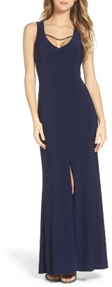 Women's Laundry By Shelli Segal Embellished Gown $195 thestylecure.com