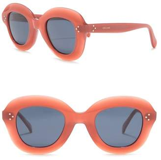 Celine 46mm Square Sunglasses