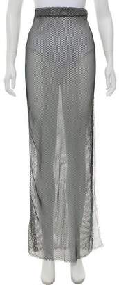 JADE SWIM Mesh Cover-Up Skirt w/ Tags
