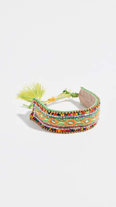 Deepa Gurnani Deepa by Perutree Bracelet