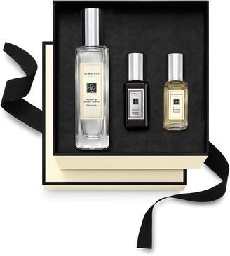 Jo Malone Peony & Blush Suede Fragrance Combining Trio