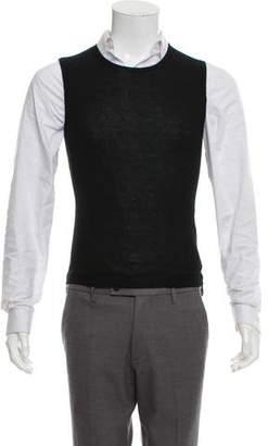 Saint Laurent Cashmere Sweater Vest