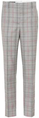 Calvin Klein Plaid wool pants