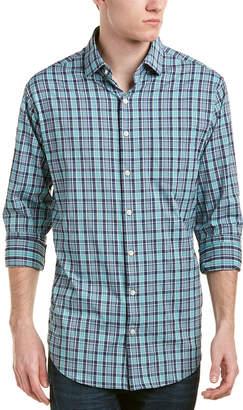 Peter Millar Sutter Performance Woven Shirt