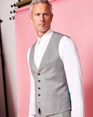 Ted Baker PITCWTT Debonair wool waistcoat