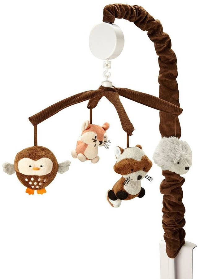 Carter's Carters Carter's Friends Collection Musical Crib Mobile