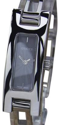 Gucci 3900L Swiss Made Stainless Steel Quartz 34mm Womens Dress Watch c2000