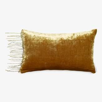 Aviva Stanoff Shaman Lace Pillow Lichen