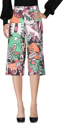Mariuccia 3/4-length shorts