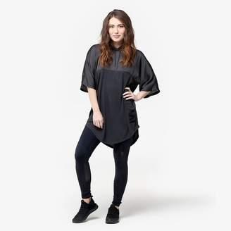 Ivy Park Satin Hooded T-Shirt - Women's