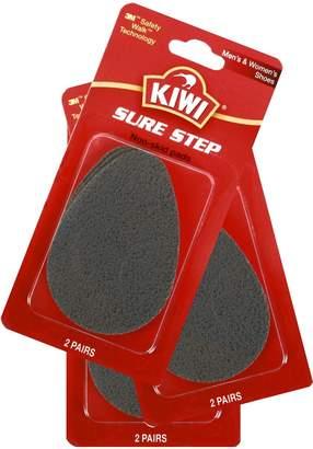 Kiwi Sure Step Non-Skid Pads 3 Pack