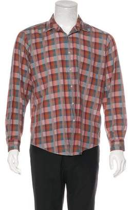 Cacharel Patterned Casual Shirt