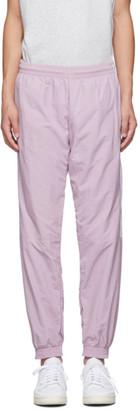 adidas Purple Lock Up Lounge Pants