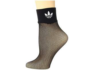 adidas Originals Fashion Fishnet Ankle Single Sock