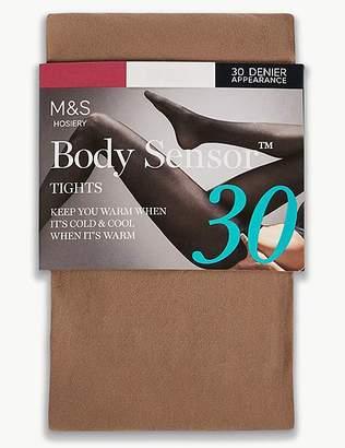"""Marks and Spencer 30 Denier Body Sensorâ""""¢ Opaque Tights"""