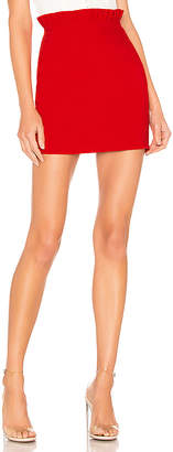 superdown Norma Ruffle Mini Skirt