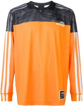 adidas By Alexander Wang mesh detail T-shirt