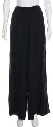 Ramy Brook High-Rise Wide-Leg Pants