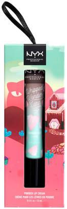 NYX Whipped Wonderland Powder Puff Lippie (Various Shades) - Fudge it