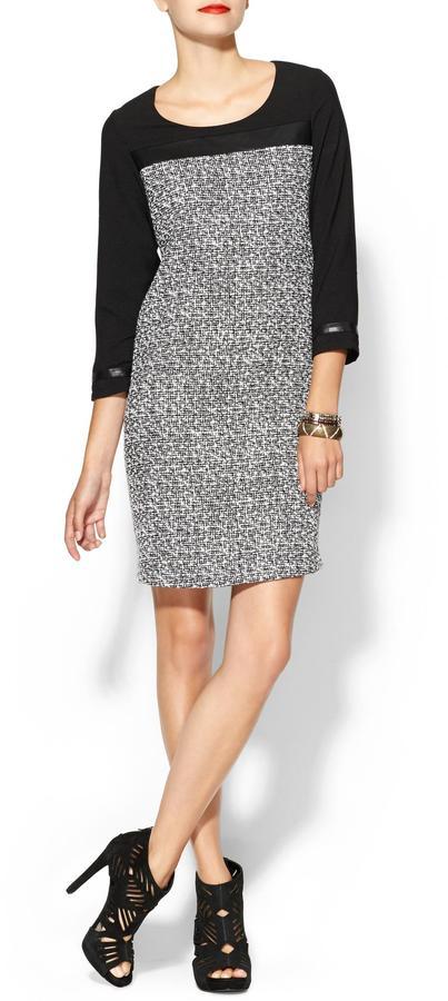 Juicy Couture C.Luce Tweedie Dress