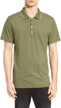 Scotch & Soda Premium Tipped Polo