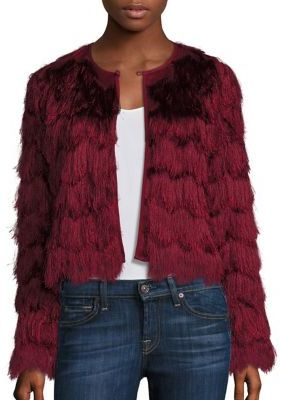 Tularosa Dresden Fringe Jacket $180 thestylecure.com