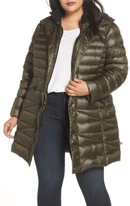 Bernardo Bib Walker Hooded Jacket