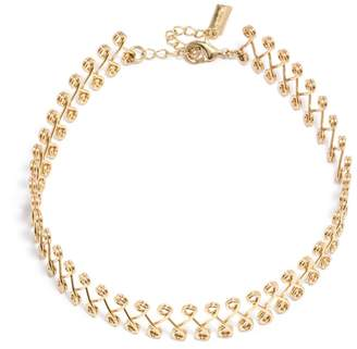 Phoebe Choker Necklace $38 thestylecure.com