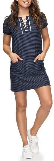 Roxy Beyond the Ocean Stripe Dress