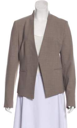 Theory Collarless Open Front Blazer w/ Tags