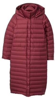 MANGO Waterproof feather down coat