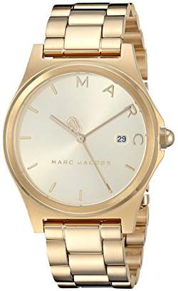 Marc Jacobs Women's 'Henry' Quartz Stainless Steel Casual Watch
