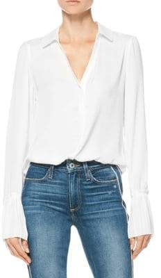 Paige Abriana Bell Sleeve Blouse