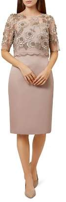 Hobbs London Anna Two-Piece Sheath Dress