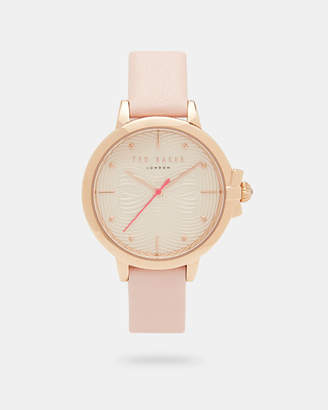 Ted Baker BIZINA Bow dial watch