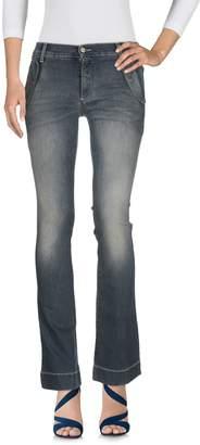 Manila Grace Denim pants - Item 42687515AH