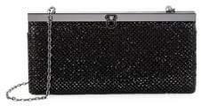 La Regale Bejeweled Frame Shoulder Bag